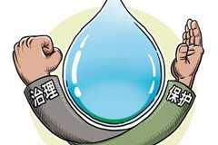 水是生命之源,打好水污染治理攻坚战,共同维护美好家园!-www.8dlove.com奥科集团
