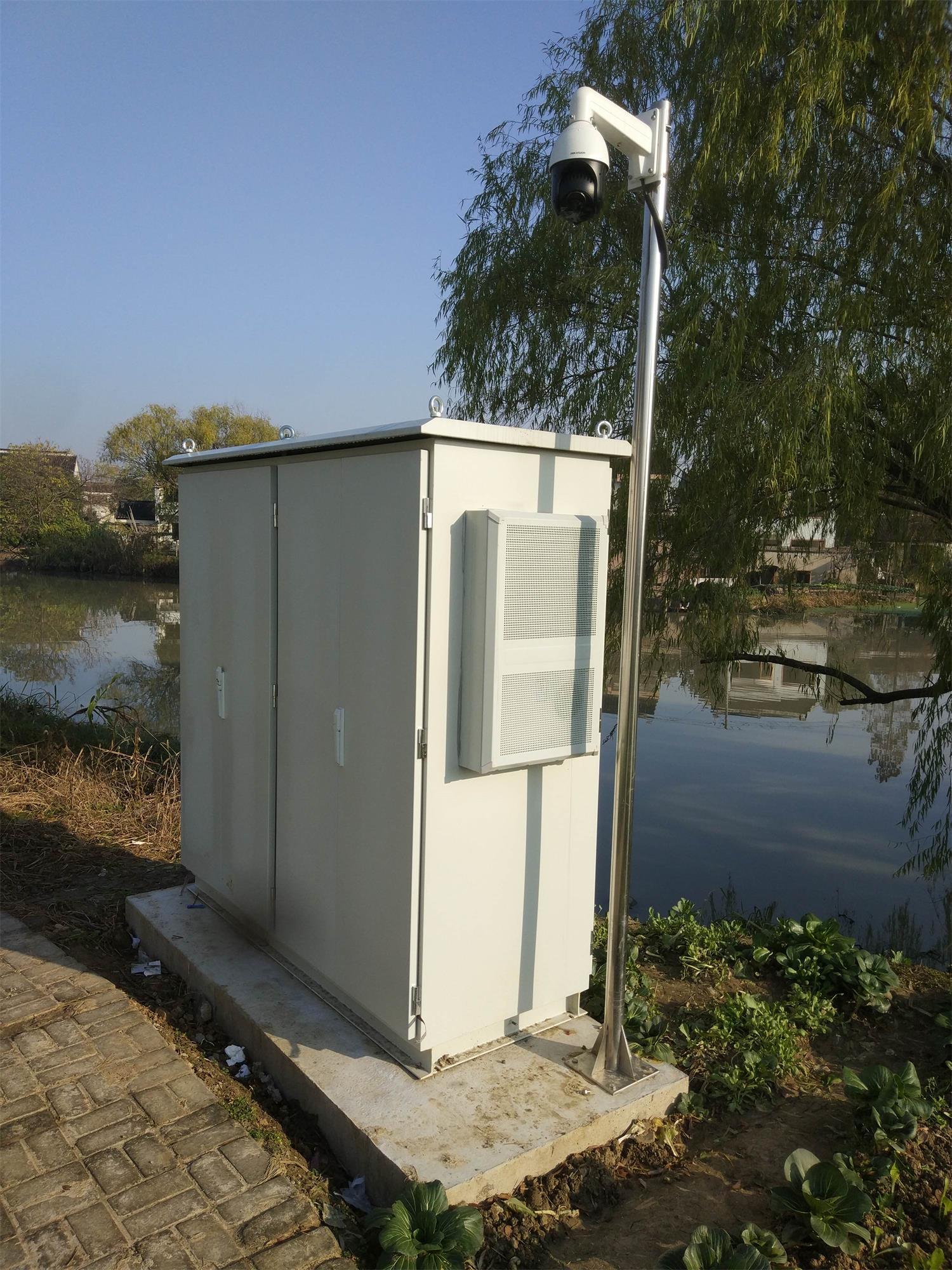 水质总磷总氮在线自动监测技术
