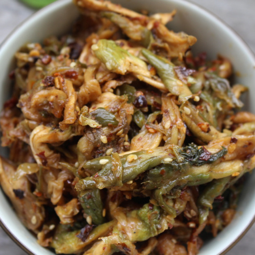 酱腌菜常用添加剂的调查分析-www.bzwz.com伟业计量