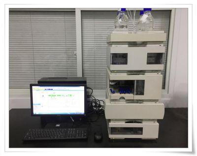 HPLC同时测定喘舒片中的9种成分