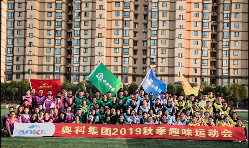 奥科集团第五届趣味运动会|花絮集锦-www.bzwz.com奥科集团